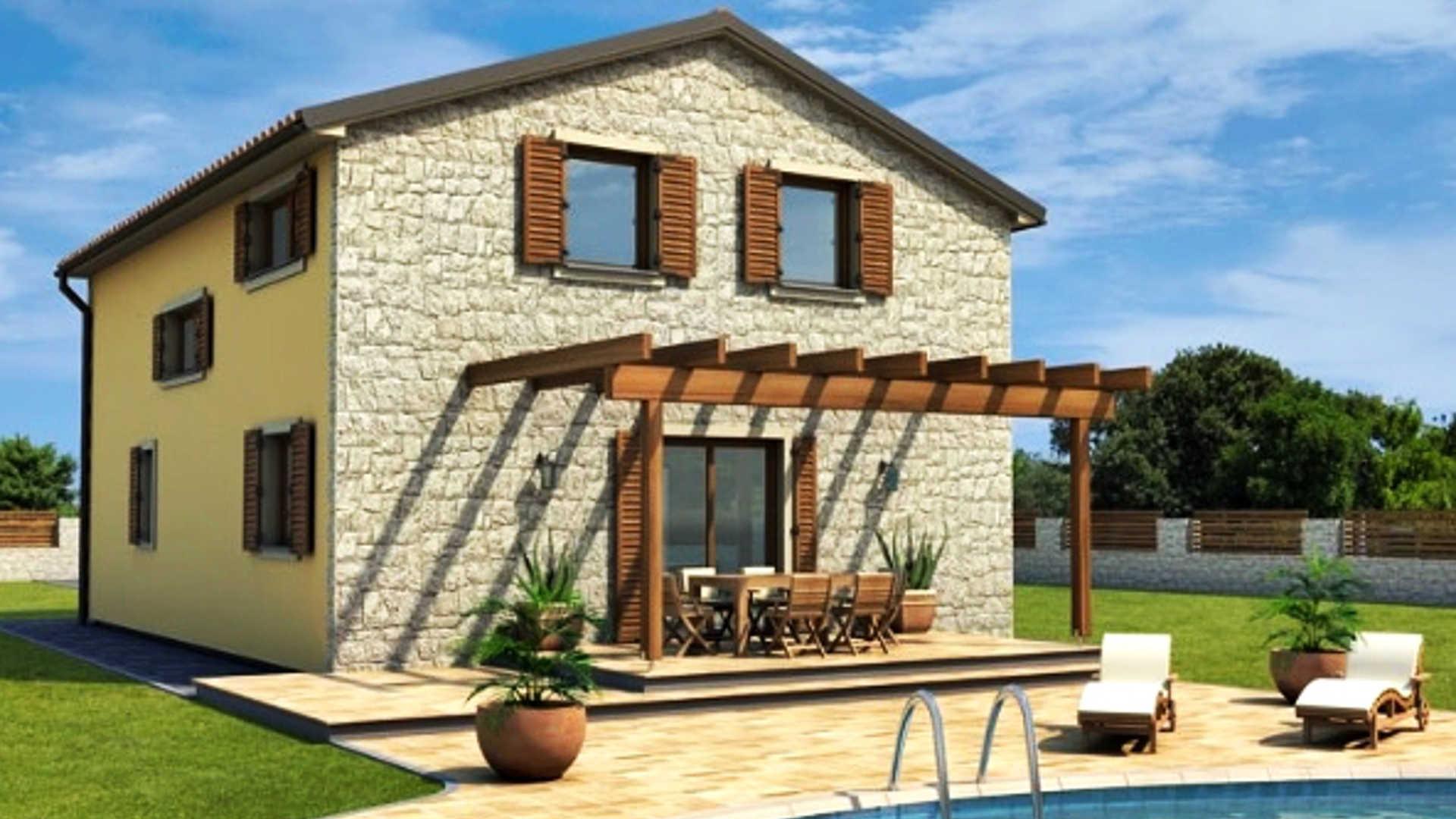 K-HOME (casa prefabbricata uso residenziale)