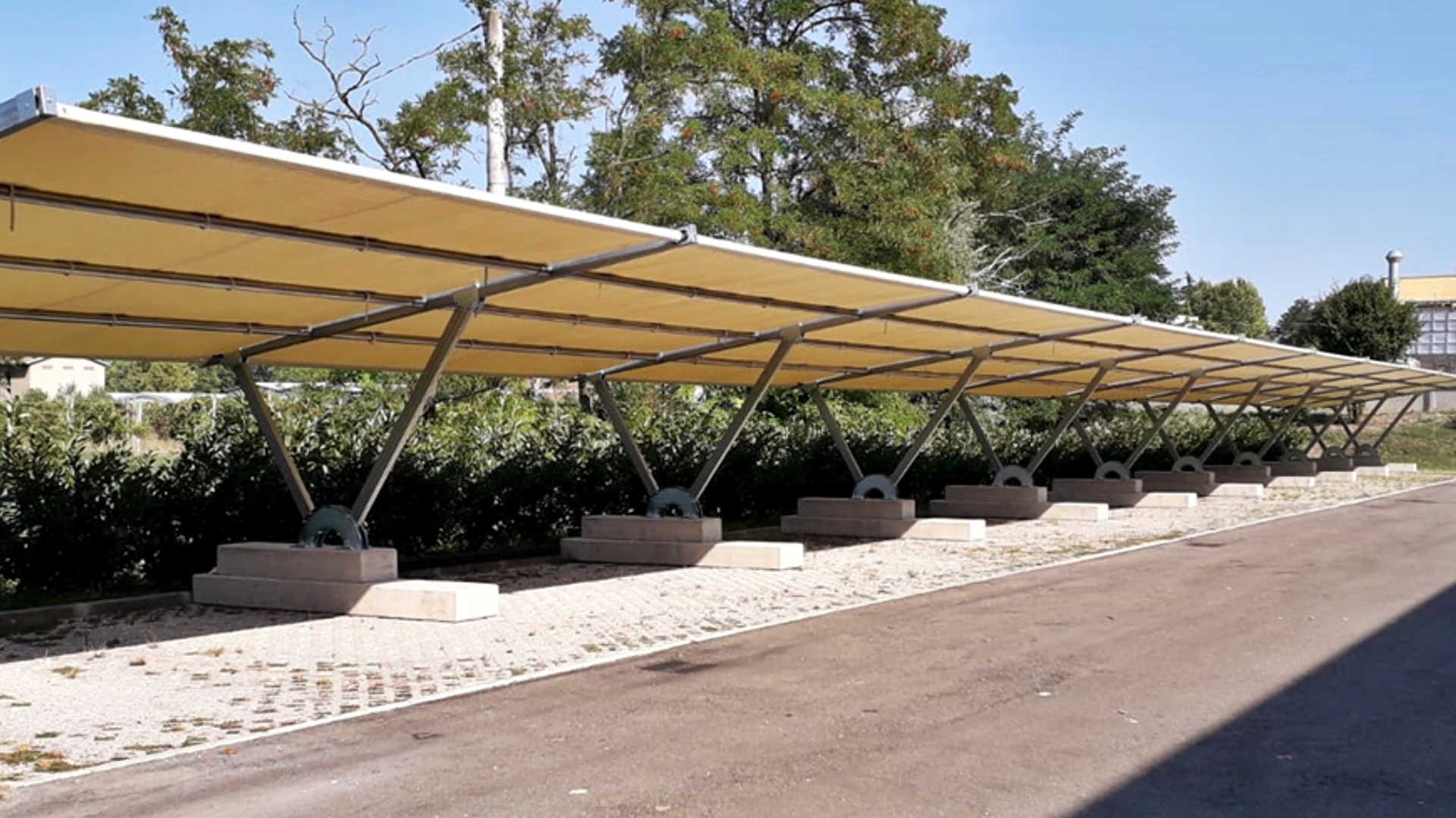 K-PARKING (carport su zavorre)