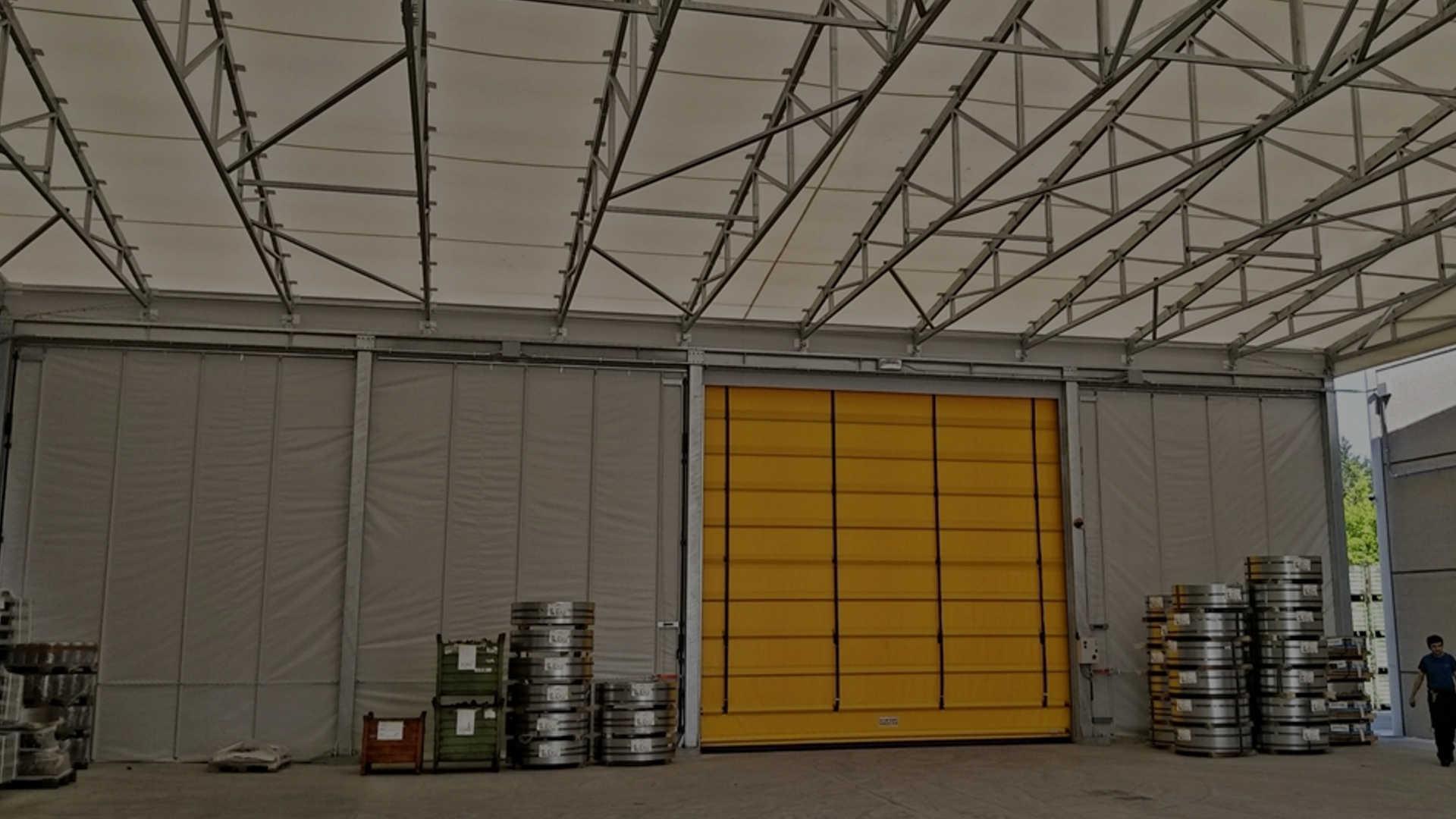 k-wall pareti mobili pvc