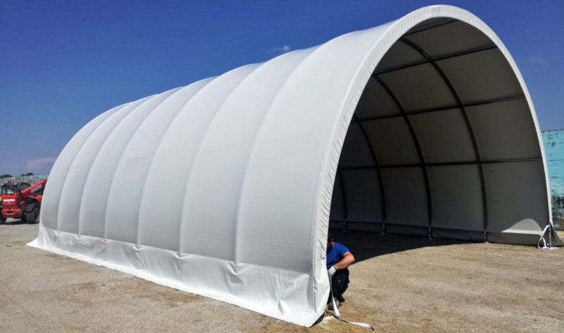 K-AGRI Tunnel in PVC per agricoltura